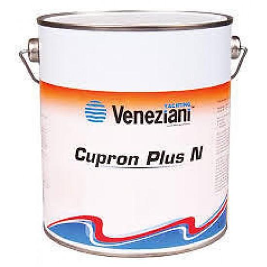 Patente antifouling Veneziani Cupron Plus 2.5 Lt negro