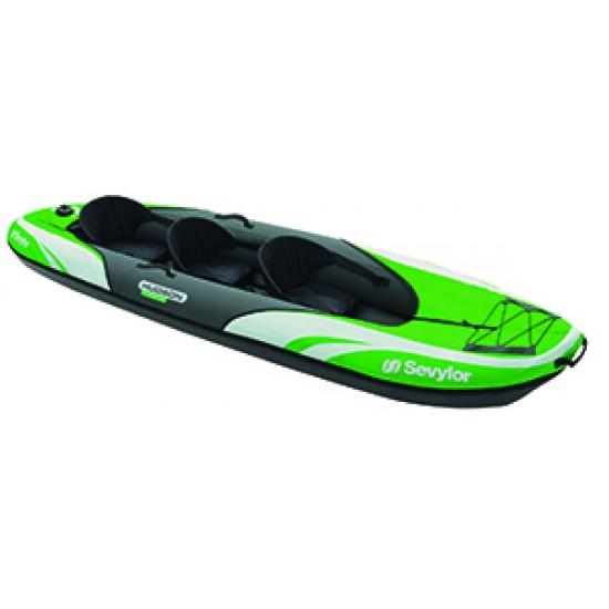 Canoa Hinchable Hudson Premium de Sevylor
