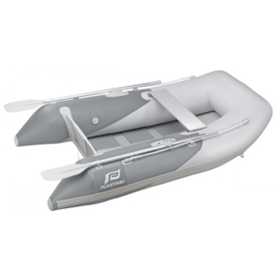 Embarcación Neumática Plastimo Raid II P200SH Gris