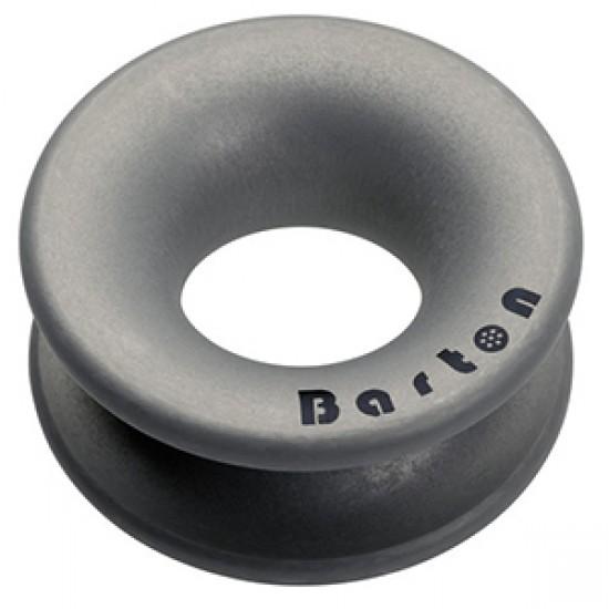 Guardacabos Barton Aluminio para Loops y reenvios cabo de 12mm