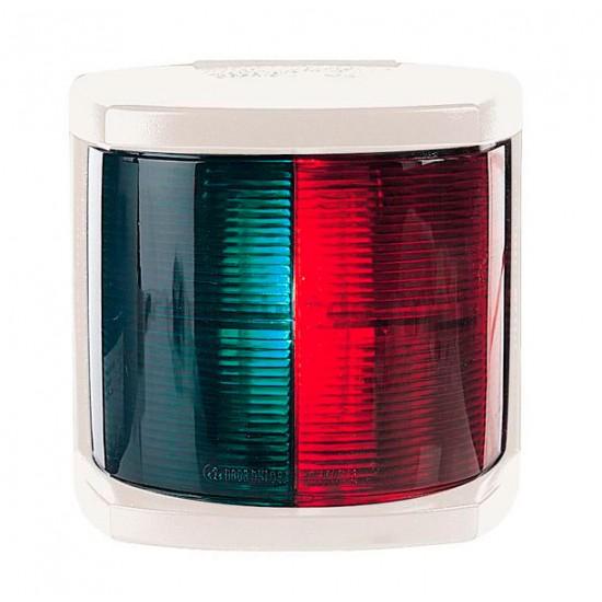 Luz de Navegación Aquasignal S41 carcasa Blanca luz Bicolor