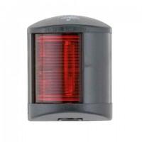 Luz de Navegación Aquasignal S41 carcasa Negra luz Roja