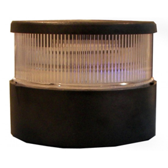 Luz de Navegacion LED Aquasignal S34 Carcasa Negra Todo Horizonte