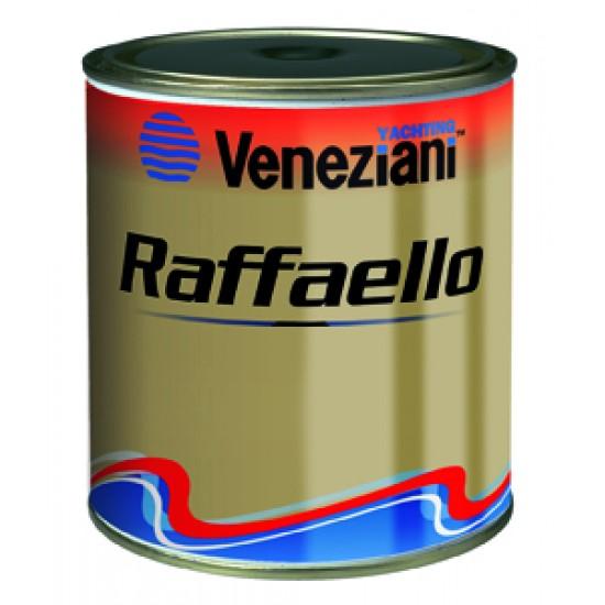 Patente antifouling Veneziani Raffaello rojo 10 Lt