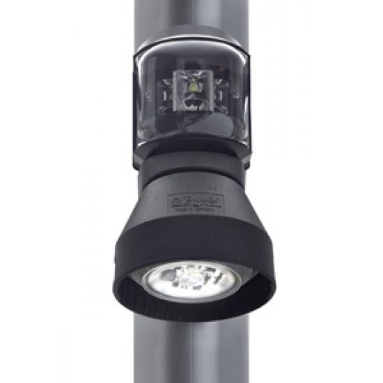 Proyector de Cubierta Combinado Aquasignal S43 carcasa negra