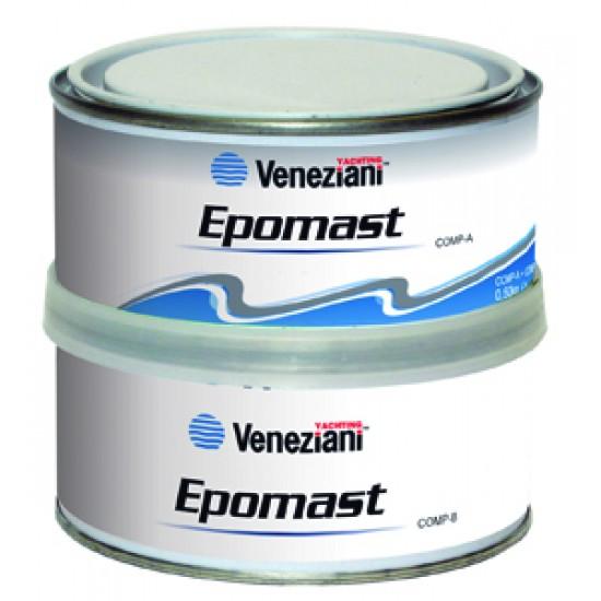 Masilla epoxi Veneziani Epomast 2 Kg