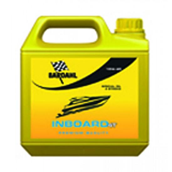 Aceite premium Bardahl Motores Diesel 10w-40-4lt