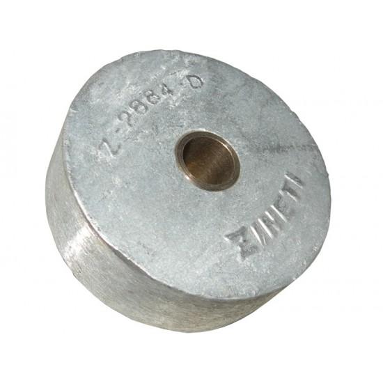 ANODO ZINC DISCO 150mm