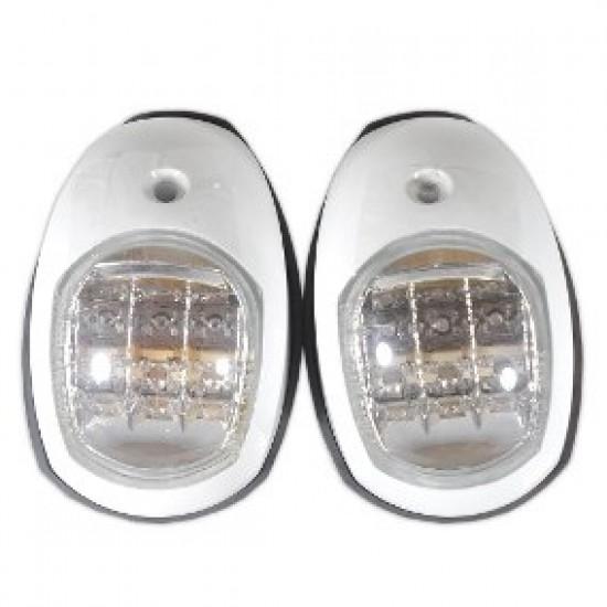 Luces - LUZ NAVEGACION KIT BR/ST LED 12V BLANCA