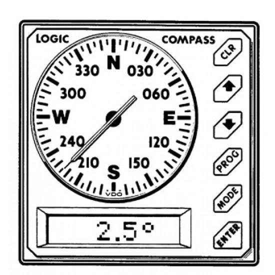 Relojes - LOGIC SISTEMA COMPAS 12v