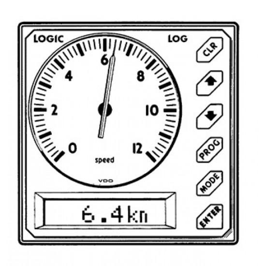 Relojes - LOGIC REPETIDOR CORREDERA 12KN 12V