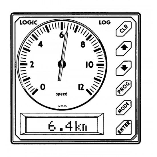 Relojes - LOGIC COMBI MOTOR 4000 12/24
