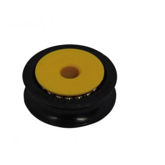 Carros - ROLDANAS LINEA DE CONTROL 40mm  4/U