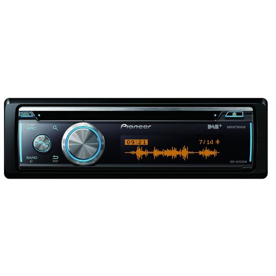 Antenas - RADIO CD PIONEER DEH-X8700DAB-2