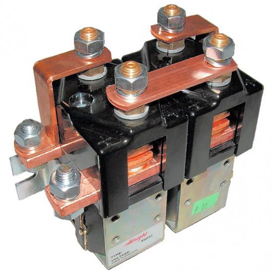 Accesorios - CONTACTOR DOBLE    24V TIPO SW182-24