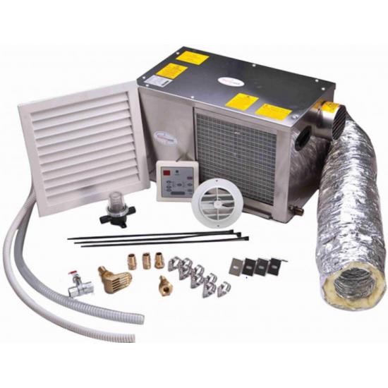 Electrodomésticos - A.A.  9000BTU KIT COMPLETO FRIO/CALOR