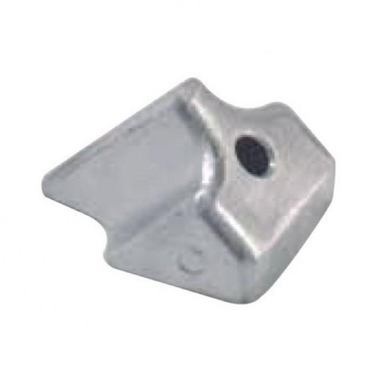 Anodos - Anodo Placa fuerabordas Evinrude-Johnson 4-4,5-6-7,5-8 HP