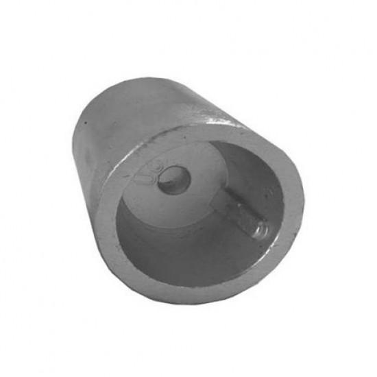 Anodos - Anodo radice con chaveta para eje de; mm 22-25