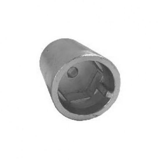 Anodos - Anodo radice hexagonal para eje de 20-25 mm