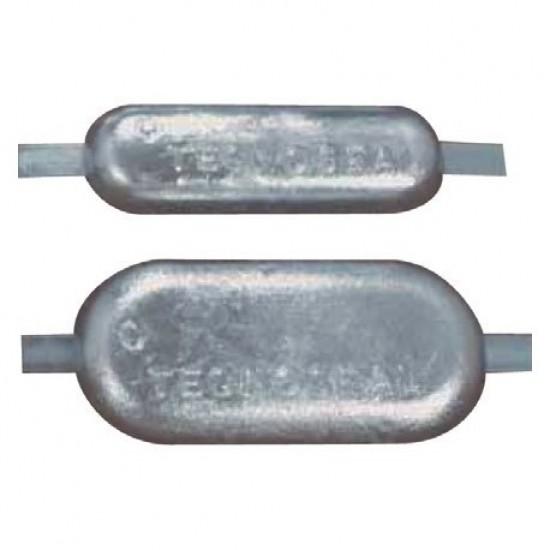 Anodos - Anodos de casco con pletina 110mm