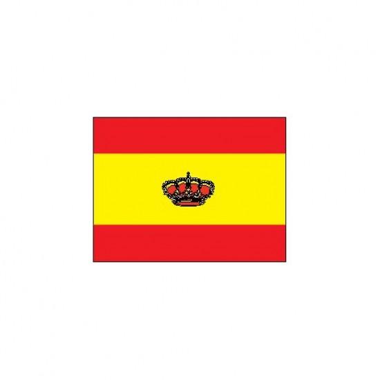 Banderas - BANDERA ESPAÑA MAR     30x 20cm
