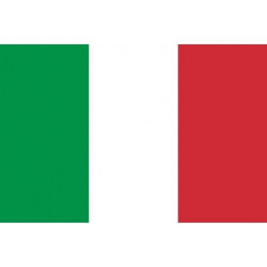 Banderas - BANDERA ITALIA         30x 20cm