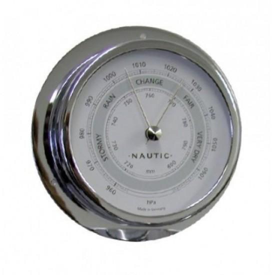 Relojes - BAROMETRO INOX 83mm