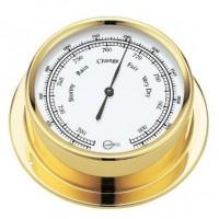Relojes - BAROMETRO LATON 100mm