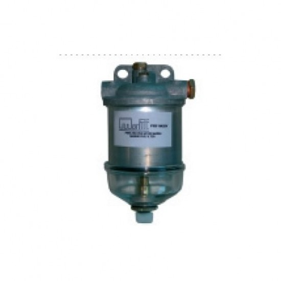 Filtros - FILTRO S/AGUA DIESEL C/VASO INFE/TRANSPA