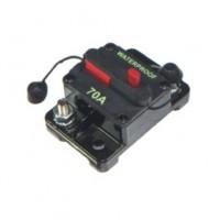 Interruptores - INTERRUPTOR TERMICO C/REARME SUPERF. 50A