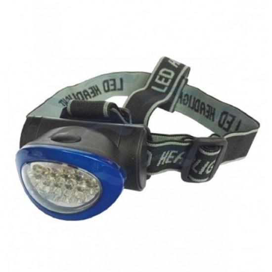Equipamiento - LINTERNA FRONTAL LED