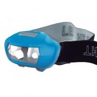 Equipamiento - LINTERNA FRONTAL LED WATERPROOF
