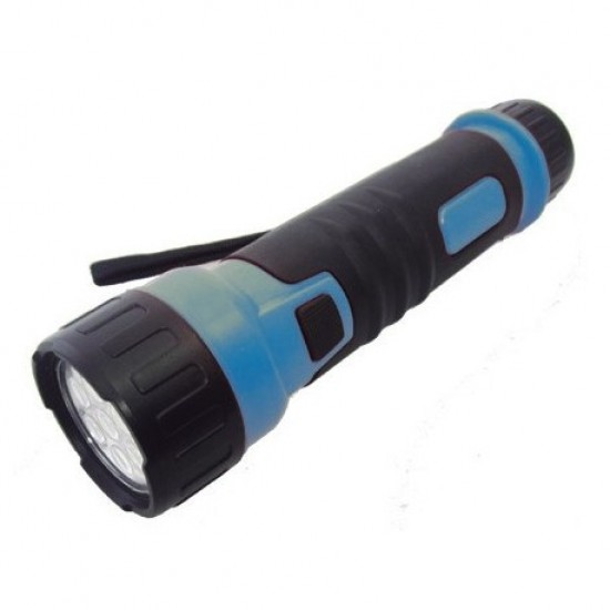 Equipamiento - LINTERNA GOMA 7 LED WEATHERPROOF