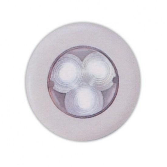 """Iluminación - LUZ CORTESIA 3LED 12V 3 1/8"""" x 1 1/8"""