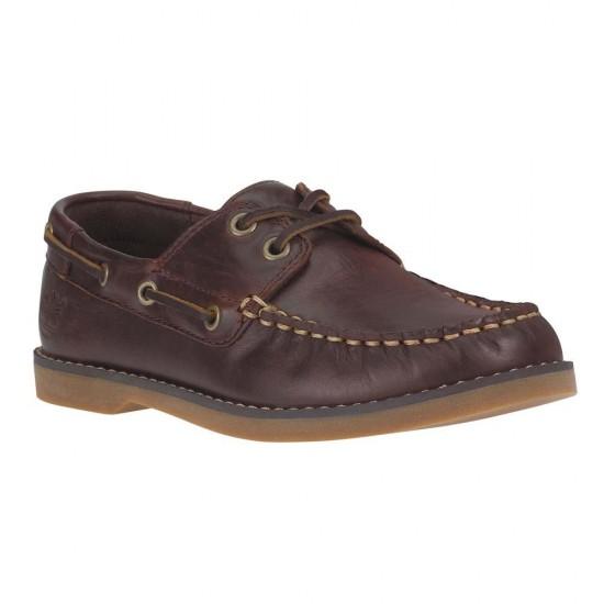 Zapatos Seabury Icon 2eye Boat Toddler (Dark brown - EU 29)