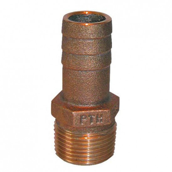 Fontanería Pipe To Hose Adapter (51 mm)