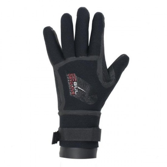 Guantes Dry Glove 2.5 Mm (Black / Red - L)