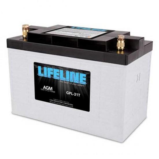 Cargadores y baterías Agm Deep Cycle (GPL-31T - 105Ah (12V))