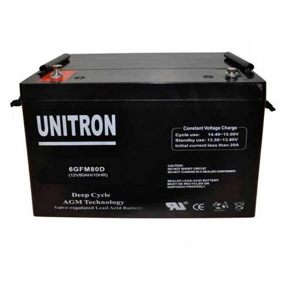 Cargadores y baterías Agm Deep Cycle 90a/h-12v (One Size)
