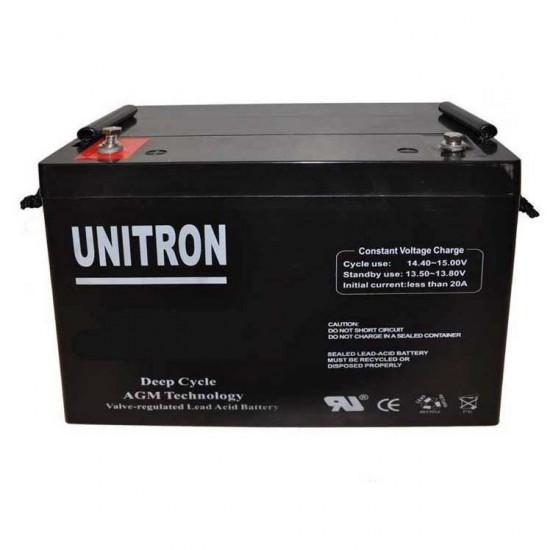 Cargadores y baterías Agm Deep Cycle 110a/h-12v (One Size)