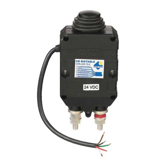 Cargadores y baterías Remote Battery Key Switch Off (300A - 24V-)