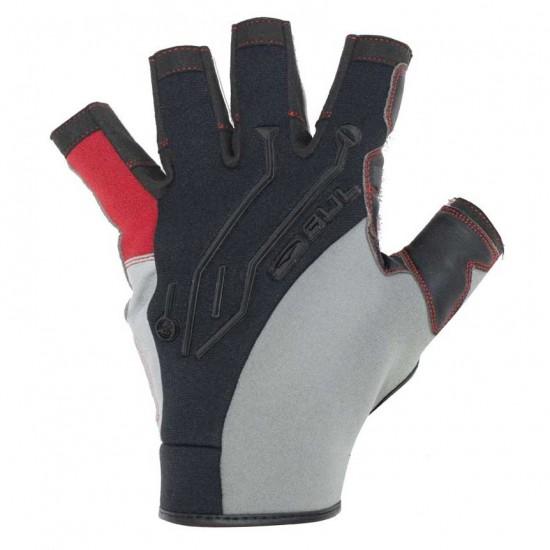Guantes Evo 2 Winter Short (Black / Red - M)