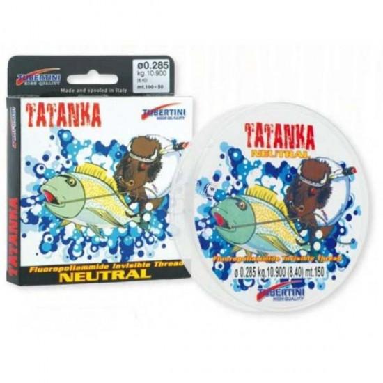 Líneas de pesca Tatanka 150 M (Clear - 0.165 mm)