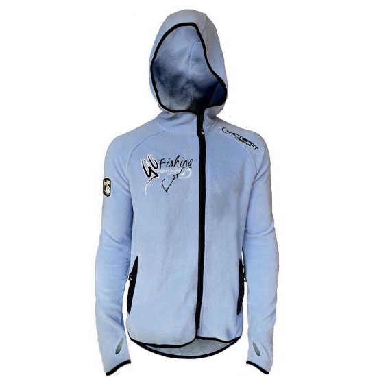 Forros polares Go Fishing (Sky Blue - L)