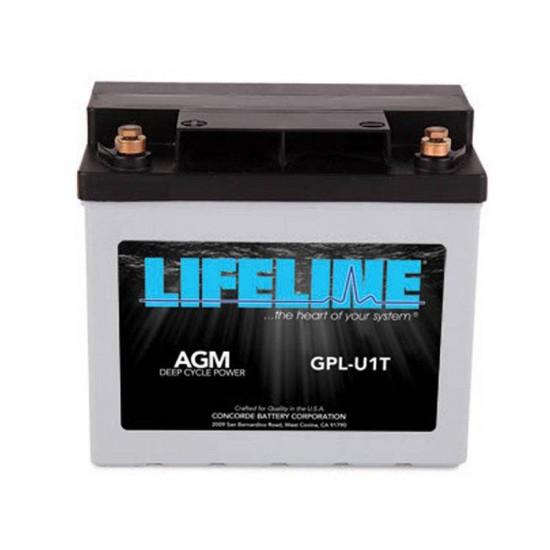 Cargadores y baterías Agm Deep Cycle (GPL-U1 - 33Ah (12V))