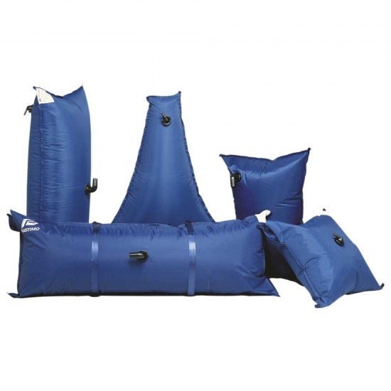 Depositos de Agua Flexible Triangular (Blue - 120 litros)