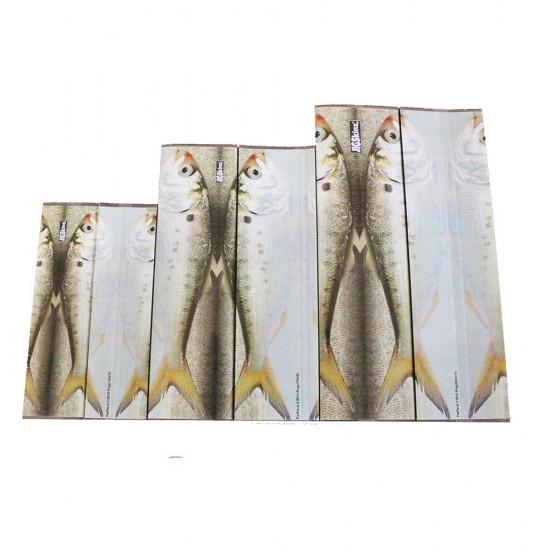 Accesorios de Señuelos Menhaden (140 x 70 mm)