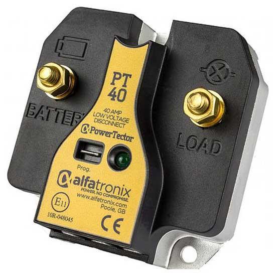 Cargadores y baterías Powertector Pt100 (100 A)