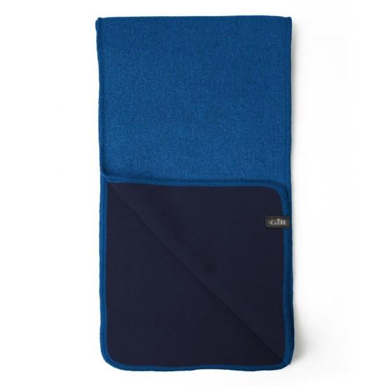 Tubulares Knit Fleece Scarf (Blue - One Size)