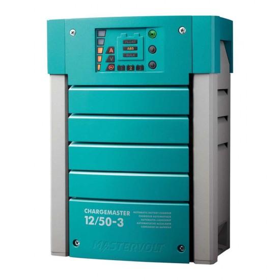 Cargadores y baterías Chargemaster 12/50-3 (One Size)